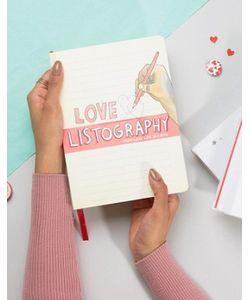 Books | Книга Love Listography