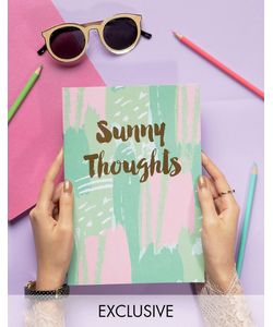 OHH DEER | Блокнот Sunny Thoughts A4
