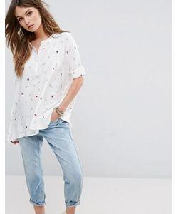Only | Рубашка С Принтом