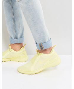Nike | Желтые Кроссовки Current Breathe 903895-700