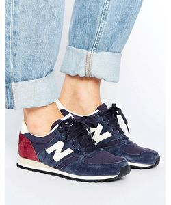 New Balance | Темно Кроссовки 420