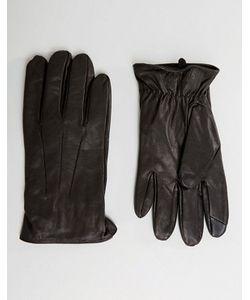 Jack & Jones | Кожаные Перчатки