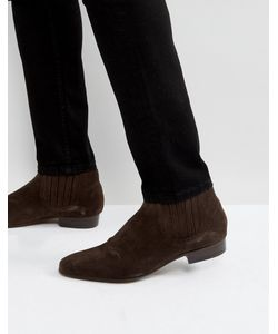 Hudson London | Замшевые Ботинки Челси Zelus