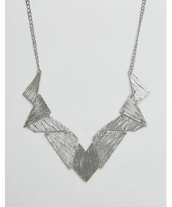 Ruby Rocks | Броское Асимметричное Ожерелье