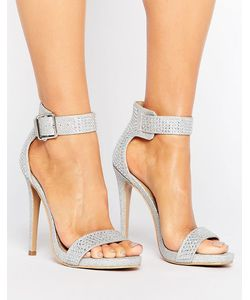 Truffle Collection | Jewelled Rita Heeled Sandals