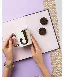 Sass & Belle | Letter J Mug