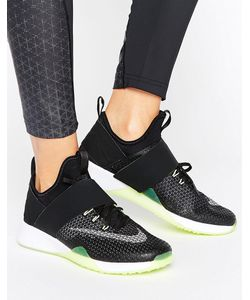 Nike | Черные Кроссовки Training Zoom Strong