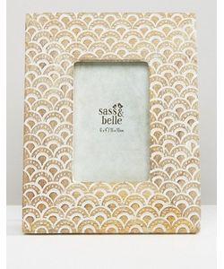 Sass & Belle | Рамка Для Фотографий С Марокканским Орнаментом
