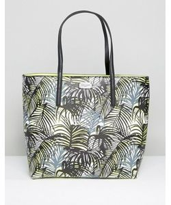 Pauls Boutique   Сумка Для Покупок С Пальмами