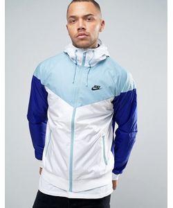 Nike | Белая Ветровка 727324-102