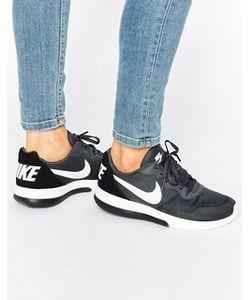 Nike | Черно-Серые Кроссовки Md Runner
