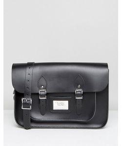 Leather Satchel Company | Черная Сумка-Сэтчел 14