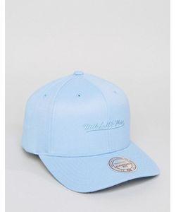Mitchell & Ness | Голубая Бейсболка 110