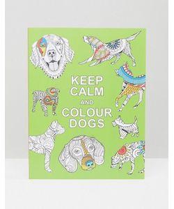 Books | Книга Keep Calm Colour Dogs