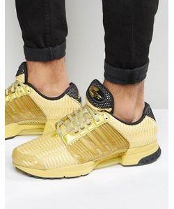 adidas Originals | Золотистые Кроссовки Clima Cool 1 Ba8569