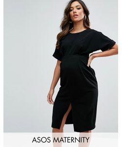ASOS Maternity | Платье С Разрезом Спереди