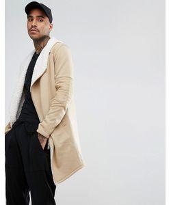 BLACK KAVIAR | Байкерское Пальто С Подкладкой Из Искусственного Меха