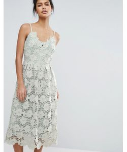 Little Mistress | Кружевное Платье Миди Premium