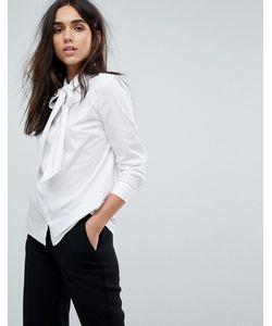 Selected | Рубашка С Завязкой