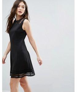 Lavand. | Цельнокройное Платье С Двойными Бретельками Lavand