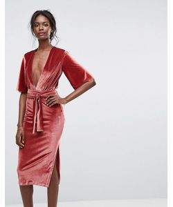 BEC&BRIDGE | Платье С V-Образным Вырезом