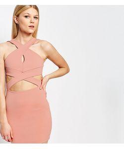 Boohoo Petite | Облегающее Платье С Вырезами