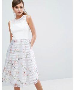Ted Baker | Платье С Цветочным Принтом Monah