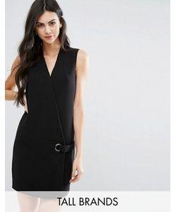 Vero Moda Tall | Цельнокройное Платье С Ремешком И Люверсами
