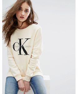 Calvin Klein | Свитшот С Логотипом Jeans