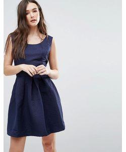 Lavand. | Короткое Приталенное Платье Lavand