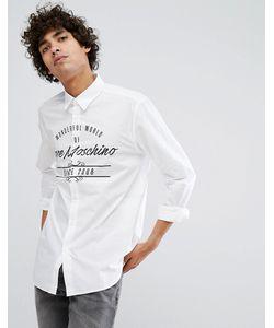 Love Moschino | Рубашка С Принтом
