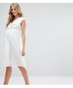 ASOS Maternity | Кружевное Платье С Запахом