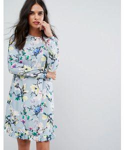 Y.A.S. | Свободное Платье С Цветочным Принтом