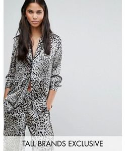 Y.A.S Tall | Рубашка В Пижамном Стиле С Принтом Steph