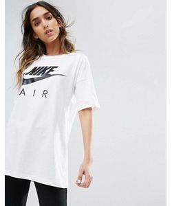 Nike | Длинная Футболка Air