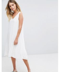 Selected | Многоярусное Платье Без Рукавов