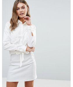 Vero Moda | Рубашка В Стиле Вестерн С Вышивкой Florence