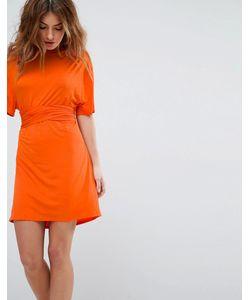 Asos | Платье Мини С Поясом