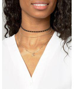Asos | Многорядное Ожерелье С Шариковой Цепочкой И Заклепками