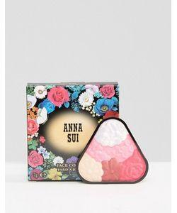 Anna Sui | Иллюминайзер Ограниченной Серии Face Colour Розовые Румяна И
