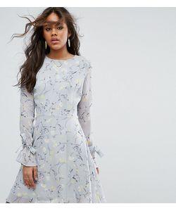 Glamorous Tall   Платье С Цветочным Принтом
