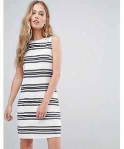 Vero Moda | Цельнокройное Платье В Полоску
