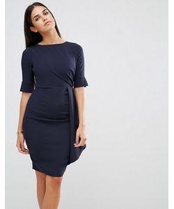 Vesper | Платье Со Сборками