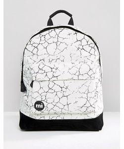 MI-PAC | Рюкзак С Принтом В Виде Трещин