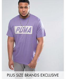 Puma | Футболка В Винтажном Стиле Plus Speed Эксклюзивно Для