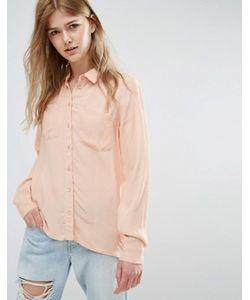 Vila | Прямая Рубашка