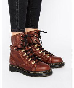 Dr. Martens | Массивные Походные Ботинки На Шнуровке Dr Martens Coraline