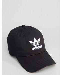 047e0d7c9 adidas Originals - Черная Кепка С Трилистником Bk7277