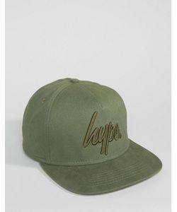 HYPE | Зеленая Бейсболка