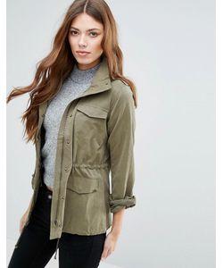 Blend She | Легкая Куртка С Воротником-Трубой Marie